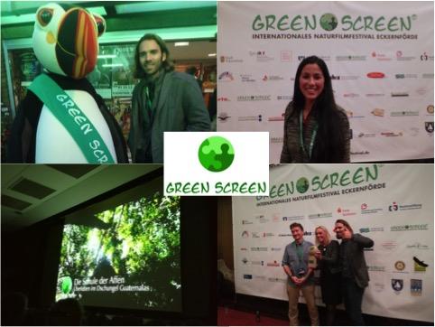 Nomination in Green Screen International Wildlife Film Eckernforde
