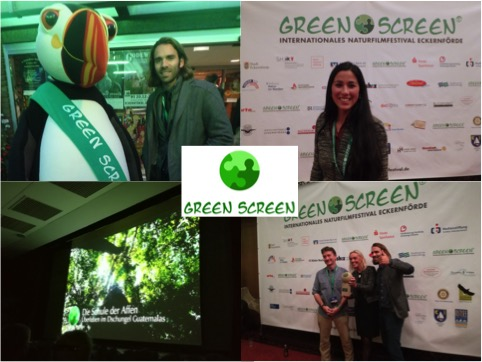 Nomination in Green Screen International Wildlife Film Eckernforde